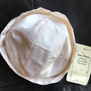 🌵NEW! Silk sailor cap by Frances Johnston